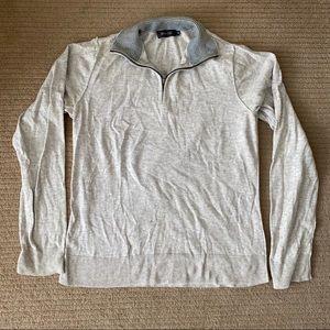 RW&CO. Men's Light Grey Sweater